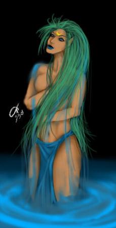 Seas Caress ©2001, Tara Taylor